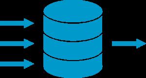 Datenhandling icon