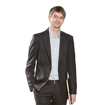 Dr. Gregor Steinhagen